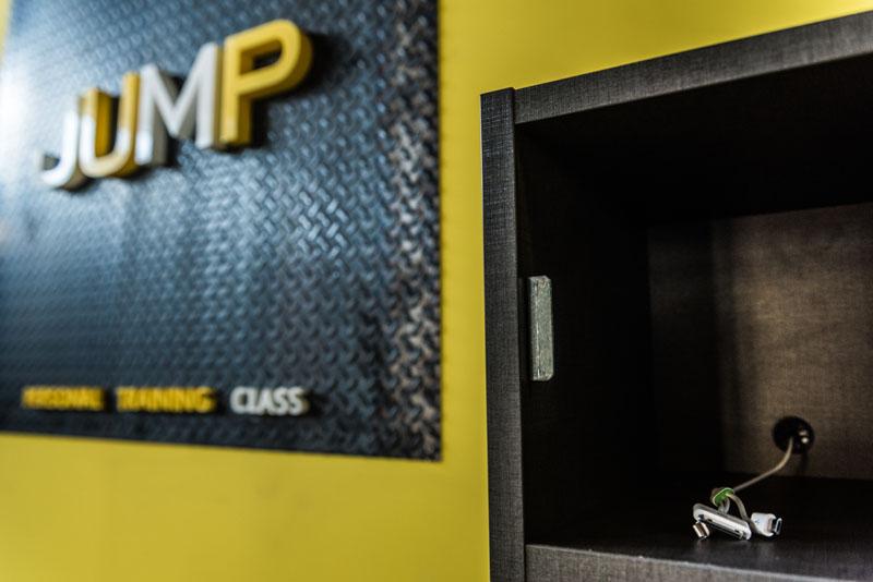 Jump Center - A&D Arredamenti